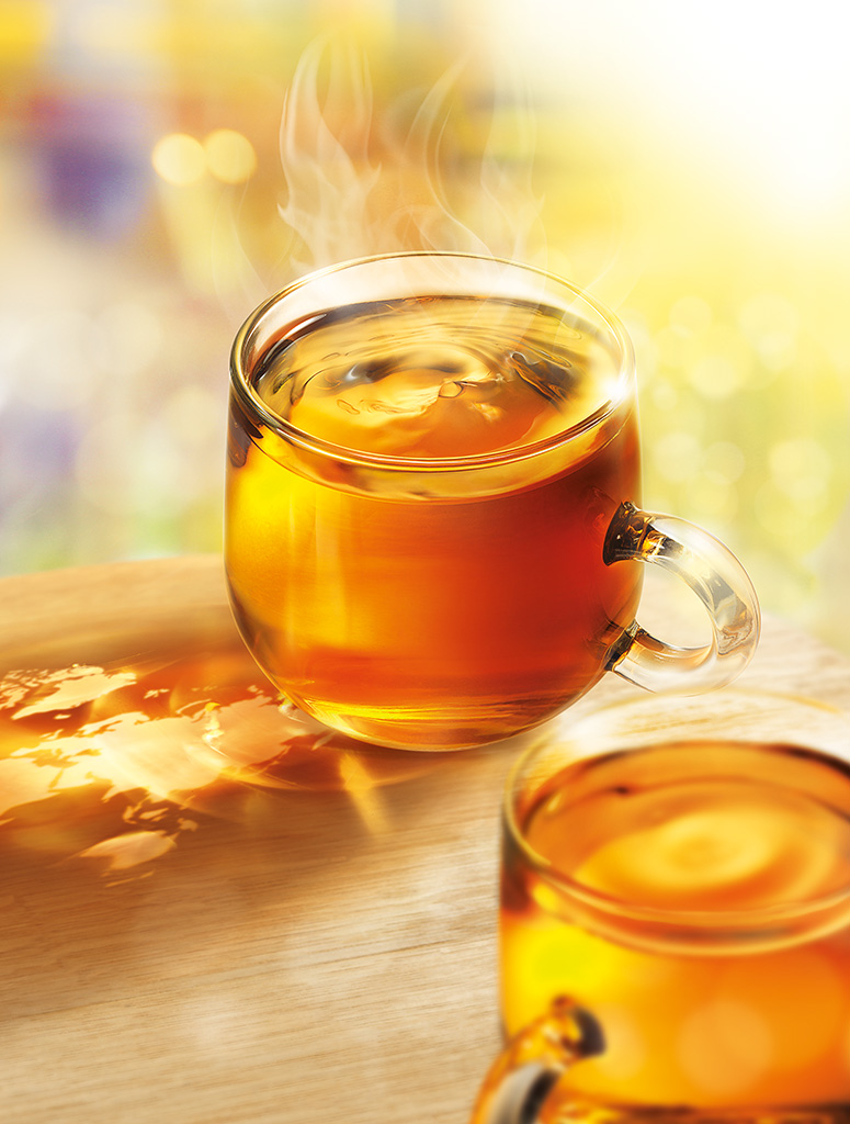 Liptons Tea in cup_studio drinks Photography_phil sills Photographer